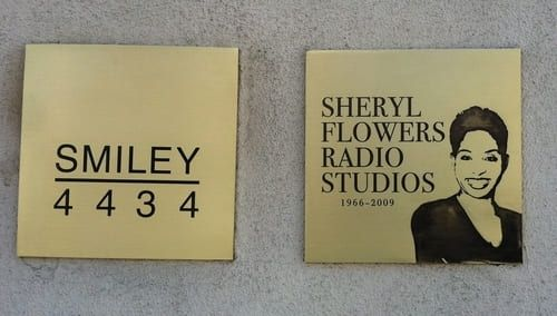 Smiley - Sherly Flowers Radio Studios